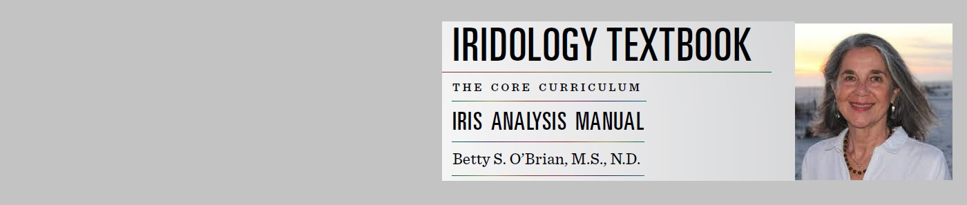 Iridology & Sclerology Textbooks